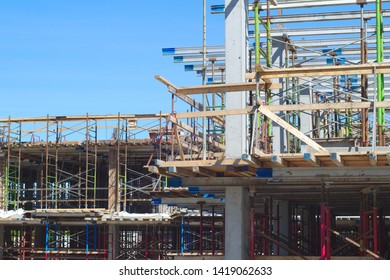building construction site industry development business structure