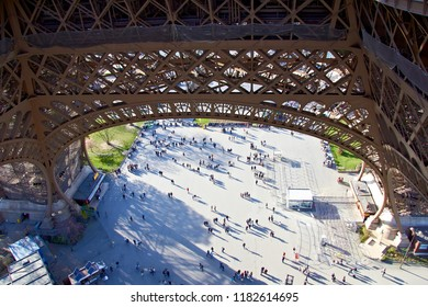 building eiffel french people steel