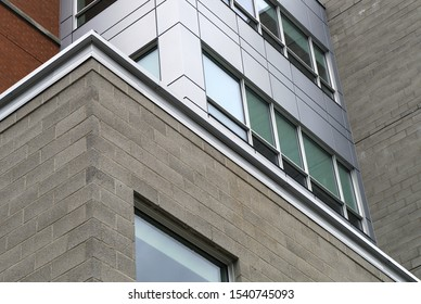 building exterior office windows corporation modern architecture