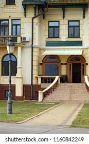 building exterior Palic Subotica Serbia Europe