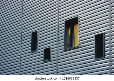 building facade background,close-up