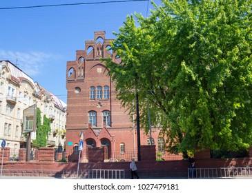 Building of firestation/Lviv, Ukraine/10.06.16