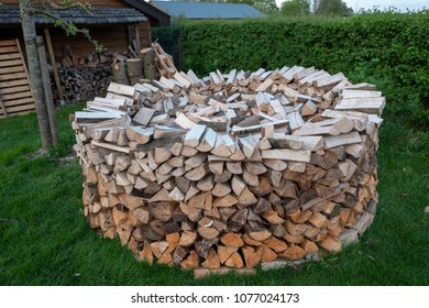 Royalty Free Building Holz Hausen Images Stock Photos Vectors