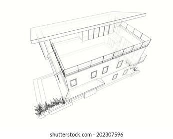 building house