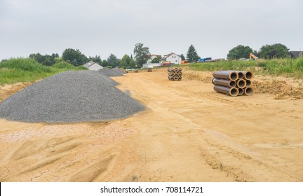 Building Land - Construction Site
