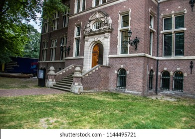 Building At The Linneausstraat 2A Part Of The Tropenmuseum At Amsterdam The Netherlands 2018