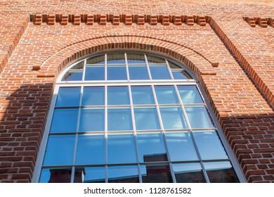 Building made of bricks