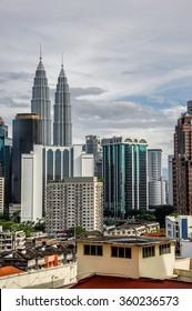 Building in Malaysia
