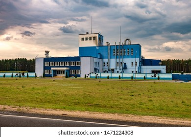 building of modern agro-processing starch factory