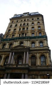 Building In Montreal