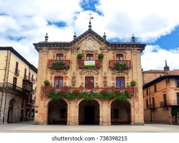 Building Municipality of Onati, Basque Country, Spain