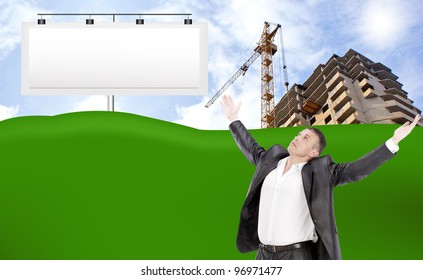 Building office and residential buildings on innovative engineering technologies