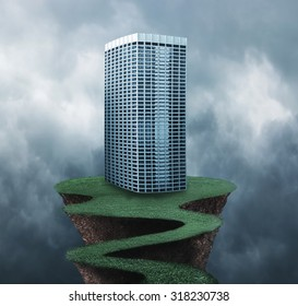 Building on the edge