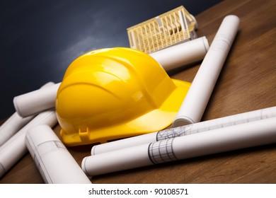 Building plans, Blueprints