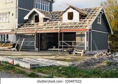 building repair cottage