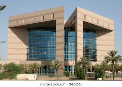 Building in Saudi Arabia