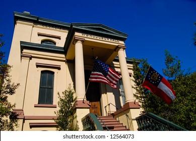 Building in Savannah, GA