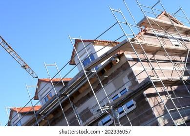 Building site