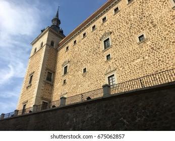 Building at Toledo