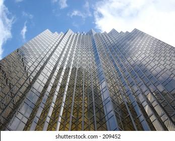 Building in Toronto