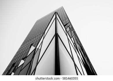 Building at Umeda,Osaka,japan
