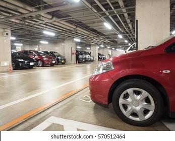 Building underground parking lot