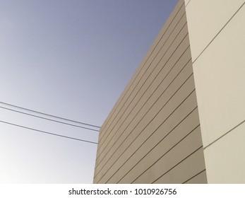 Building Walls, External wall