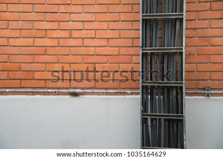 Remarkable Building Wiring Brick Walls Texture Stock Photo Edit Now Wiring Digital Resources Indicompassionincorg