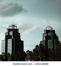 buildings of ATL
