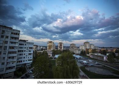 Buildings / Clouds / Urbanscape
