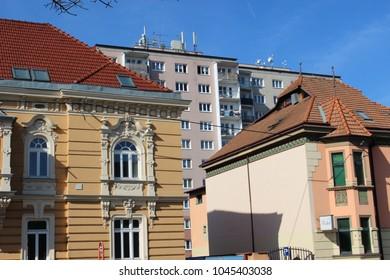buildings in czech republic