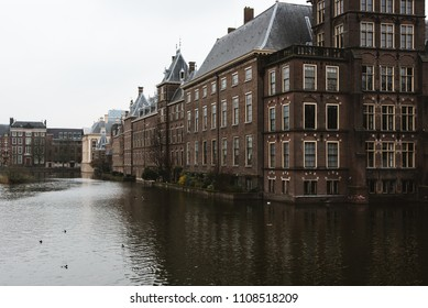 Buildings in The Hague, Holland, The Netherlands