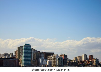 Buildings with large Sky