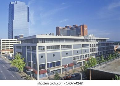 Buildings in Little Rock, Arkansas