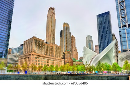Buildings in Manhattan - New York City, USA