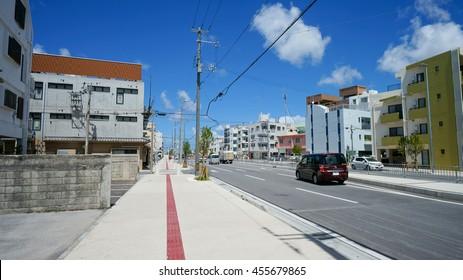 Buildings in Okinawa