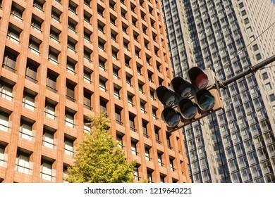 buildings of Otemachi & Marunouchi Tokyo