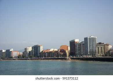 Buildings and sea 2