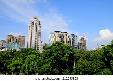 buildings in Taichung