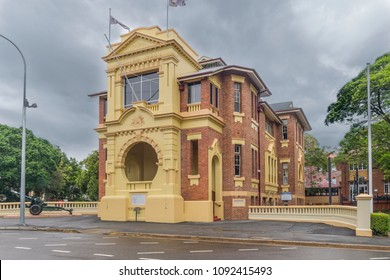 Built in 1920 as a memorial to soldiers in the first world war.  A really beautiful building situated in Ipswich, Queensland