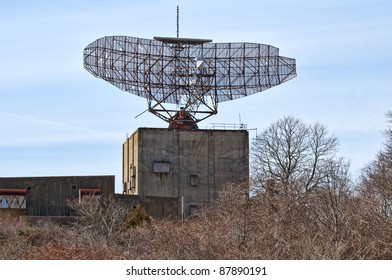 Built in 1958, this is a SAGE radar facility, now decommissioned