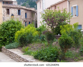 buis les baronnies in drome in france