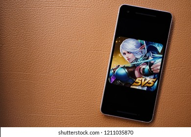 Mobile Legends Game Images, Stock Photos & Vectors | Shutterstock