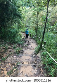 Bukit Perahu track