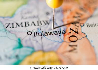 Bulawayo, Zimbabwe.