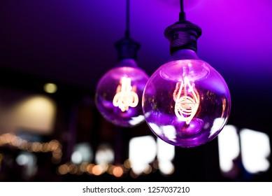 bulb or candle light for christmas