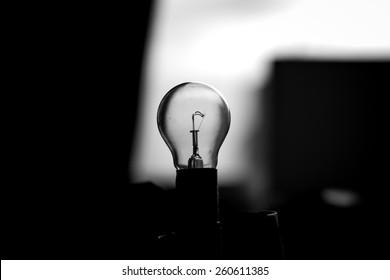 bulb lamp off