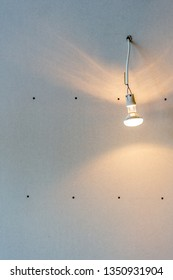 Bulding decoration wall drywall and bulb