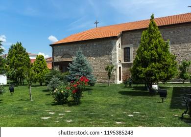 Bulgarian church of Saint Constantine and Saint Helena in city of Edirne,  East Thrace, Turkey
