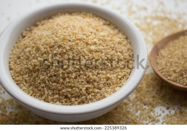 bulgur wheat groats